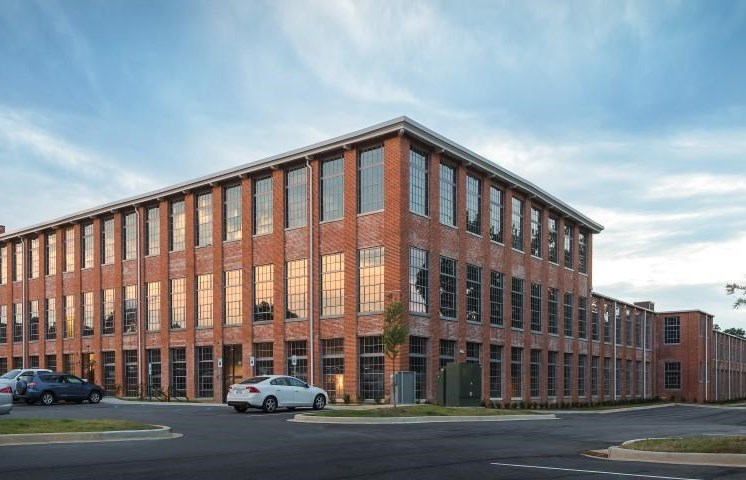 Drayton Mills Lofts - Weaving Building